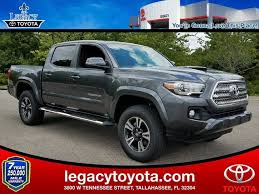 cab for toyota tacoma 2017 toyota tacoma trd sport cab in tallahassee