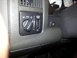 fog light switch location dodgeforum com