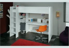 bureau superposé lit superposé mezzanine luxury fasciné lit bureau mezzanine idées