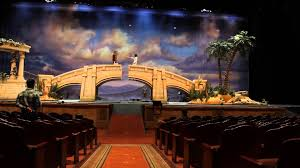 light and sound theater branson moses behind the scenes sight sound theatres youtube