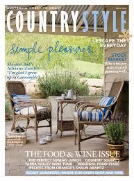 country style magazine covers google search verandas decks