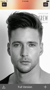 360 view of mens hair cut hair styles and haircuts mens hairstyle makeover on the app store