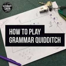 House Design Games To Play by Blog Post How To Play Grammar Quidditch A Low Prep Active