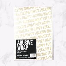 of thrones wrapping paper abusive gift wrap firebox