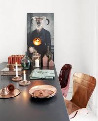 copper projects meet metal copper one of the best interior design trends 2018