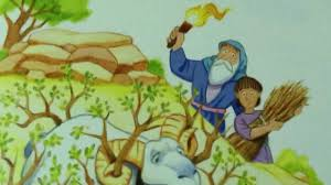 children u0027s bible abraham and isaac youtube