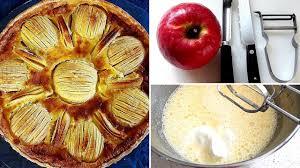 la cuisine aux images พายแอปเป ล la tarte aux pommes
