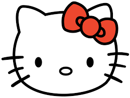 Hello Kitty Flag Hello Clipart Free Download Clip Art Free Clip Art On