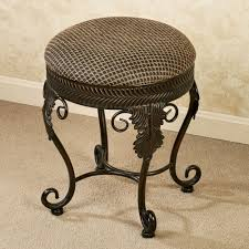Chair For Bathroom Vanity by Looped Vanity Stool From Bed Bath Beyond Kidney Shape Vanity Stool
