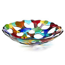 satellite bowl modern design fruit basket uncommongoods