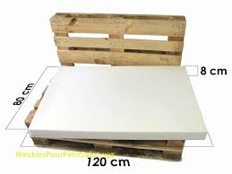 mousse pour coussins canapé coussin en mousse pour canapé beau coussin pour palette où trouver