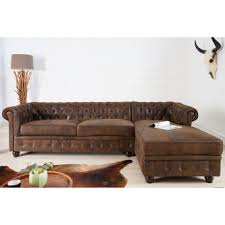 canap cuir chesterfield canape cuir angle droit excellent canap duangle droit convertible