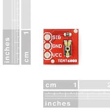 What Is Ambient Light Sparkfun Ambient Light Sensor Breakout Temt6000 Bob 08688
