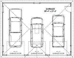 size of a three car garage 3 car garage dimensions 9905 3 car garage dimensions designer design