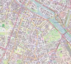 Paris France Map by Map Of Paris Streets New Zone