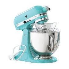 Martha Stewart Kitchen Appliances - kitchenaid martha stewart blue collection ksm150psaq stand mixer