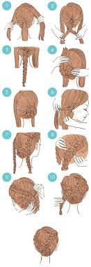 easy waitress hairstyles get gorgeous hair with these easy step by step hair tutorials