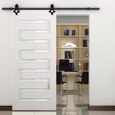 indoor sliding barn doors home design ideas