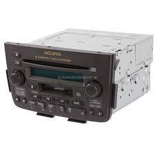 acura mdx radio or cd player parts view online part sale