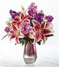 bouquet of lilies flowers calla flower lilies flower bouquets ftd