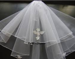 holy communion veils communion veil etsy