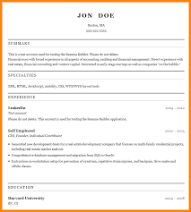 free resume makers resume example and free resume maker