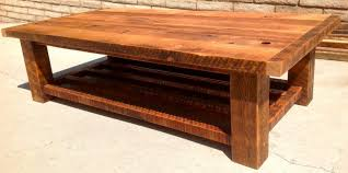 Painted Wood Coffee Table Coffee Tables Attractive Coffee Table Top Diy Industrial Wooden