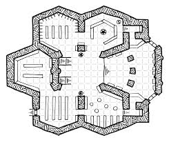 the great library rpg fantasy map and dungeon maps