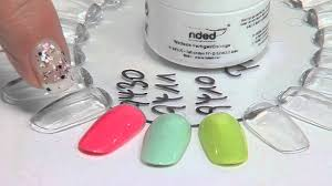new nail design trends with wetlook colour gel nded com news