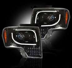 2013 ford f150 truck accessories 2013 2014 ford f150 raptor recon projector headlights