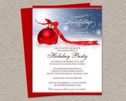 Christmas Ornament Party Invitations - 96 best printable christmas and holiday party invitations images
