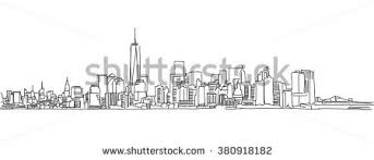 nyc skyline stock images royalty free images u0026 vectors shutterstock