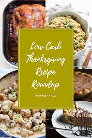 low carb thanksgiving recipes wildwood