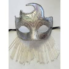 silver mardi gras mask white and silver mardi gras mask mardi gras and masking