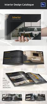 home interior design catalog free interior design brochure free psd eps indesign format creative in