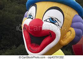 clown balloon creepy clown balloon creepy clown balloon smiling on