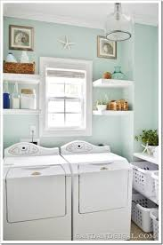 my laundry room needs a window sherwin williams rainwashed blue