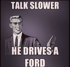 Meme Joke - powerstroke jokes chevy love hate fords chevy love pinterest