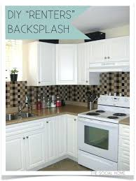 installing backsplash kitchen do it yourself backsplash kitchen self adhesive installing ceramic