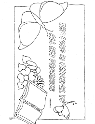 coloring pages for kids by mr adron god is faithful free