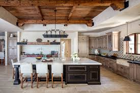 Mediterranean Kitchen Ideas Kitchen Style Tuscan Kitchens Design Kitchens Tuscan Style Rustic