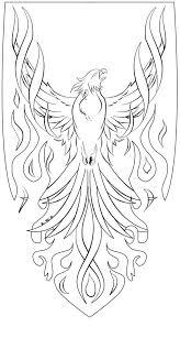 25 phoenix bird ideas phoenix bird tattoos