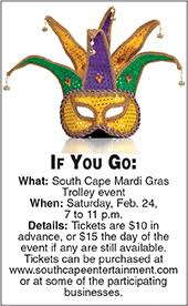 mardi gras cape south cape mardi gras trolley event ready to roll cape coral