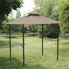 Bbq Gazebo Walmart by L Gz238pst 11f P Brown Wal Mart Us