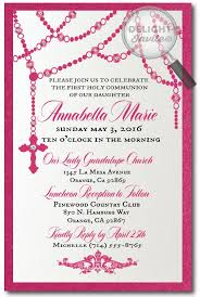 communion invitations for girl 23 best holy communion invitation ideas images on