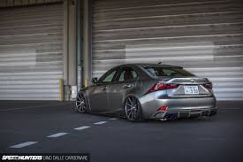 tuned lexus is350 lexus is f sport lexon slammed stylish autos pinterest