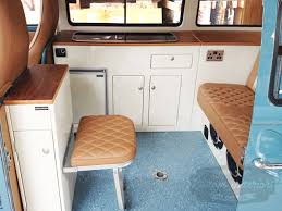 volkswagen van original interior t2 bay interiors vw camper interiors camper conversions