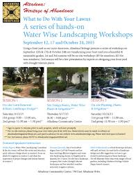 Heritage Lawn And Landscape by Water Wise Landscaping Workshop Altadena Heritage