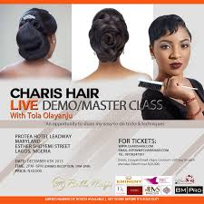 bellanaija images of short perm cut hairstyles excerpts from the live demo with charis hair plus a surprise