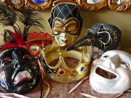 carnevale masks carnevale masks s italian table